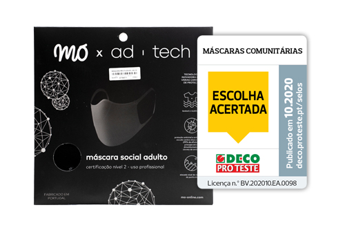 Mascara Social Adulto MOxAd.tech
