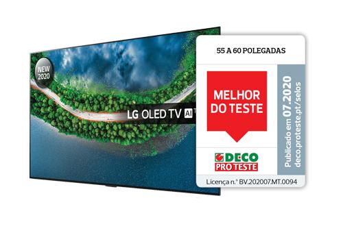 TV LG OLED55GX6LA