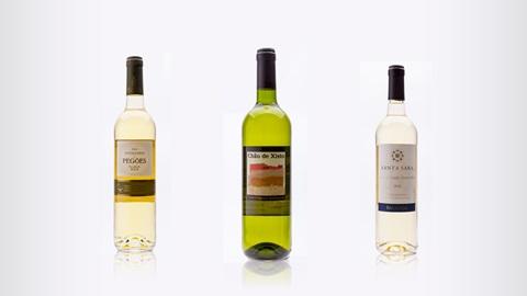 Bons vinhos brancos até 2 euros