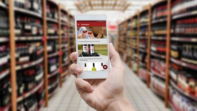 telemóvel app vinhos deco proteste garrafeira
