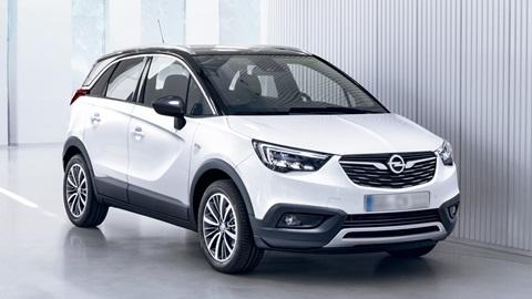 O novo SUV da Opel chega aos stands em junho e custará a partir de € 17 900, a versão a gasolina, e € 22 800, o motor a gasóleo.