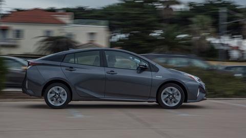 Toyota prius 4.ª geração