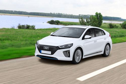 Hyundai Ioniq Electric com cinco estrelas do Green NCAP
