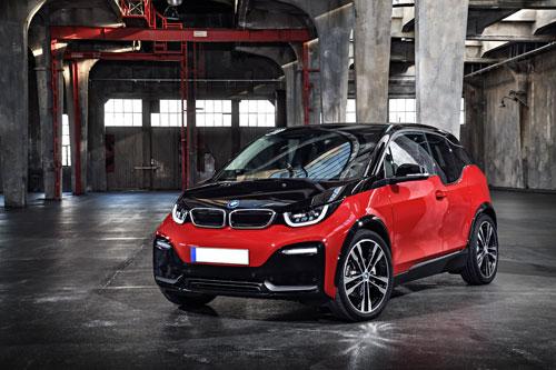 BMW i3 à venda desde 42 100 euros