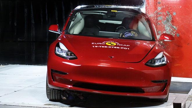 tesla model 3 euro ncap revela os carros mais seguros