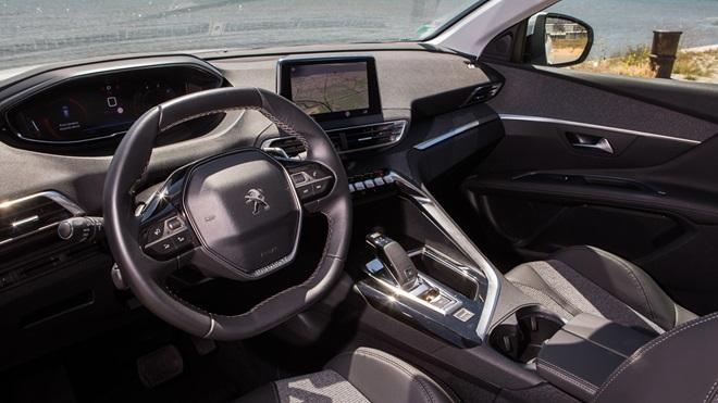GPS integrado no carro.