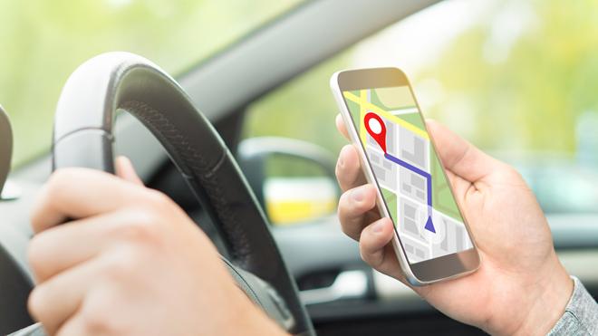 O que há de novo no Google Maps, TomTom Go Mobile e ViaMichelin GPS