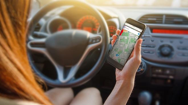 app de GPS de realidade aumentada