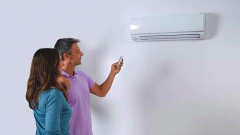 termoventilador de parede não é ar condicionado