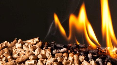 pellets a arder