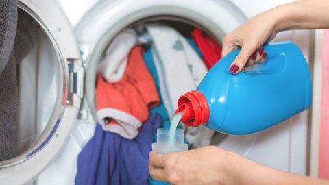 Detergente da roupa