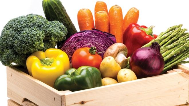 Frutas e legumes DOP e IGP