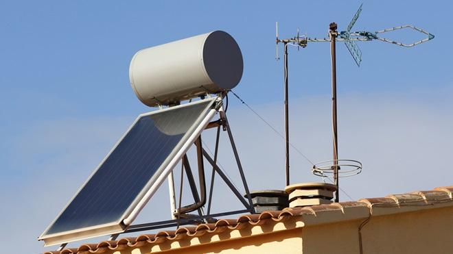 paineis solares termicos