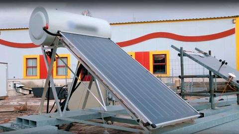 Saiba como testamos os sistemas solares de termossifão na DECO PROTESTE.