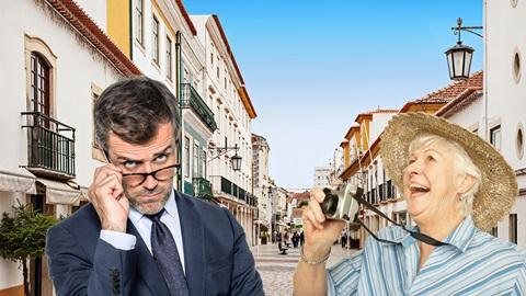 Comprensa arrendar a turistas?