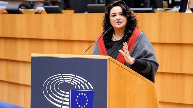 Helena Dalli, Comissária Europeia para a Igualdade