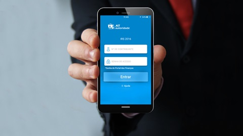 App IRS 2016 é segura mas tem poucas funcionalidades