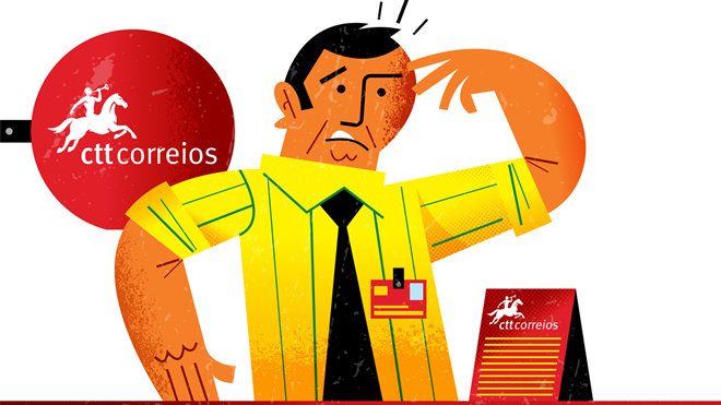funcionários dos CTT confusos sobre certificados de aforro e do tesouro