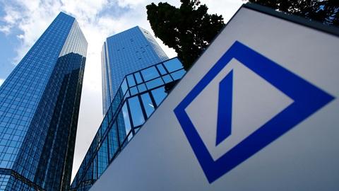 Os depósitos à ordem e a prazo no Deutsche Bank estão protegidos até montantes de 100 mil euros.