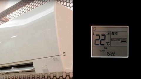 Como testamos ar condicionado
