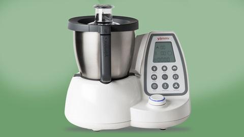 A Yämmi 2 já está à venda. O novo robô de cozinha pode ser comprado nas lojas Continente, Worten e on-line.