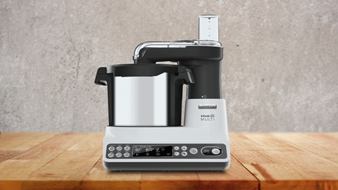 Sobreaquecimento no Kenwood kCook Multi