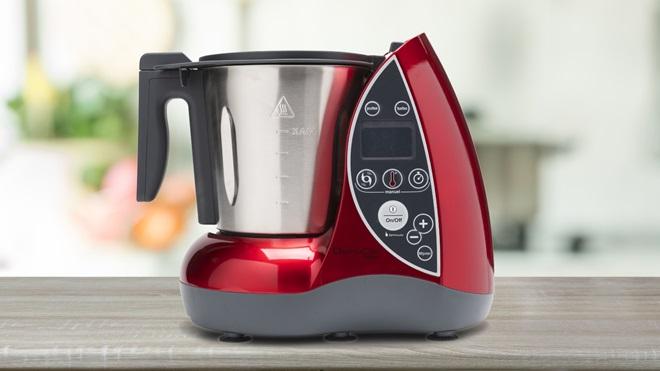 DomoClip Premium: novo robô de cozinha com interatividade zero