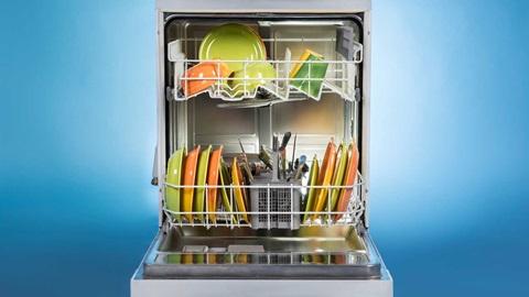 Como testamos máquinas de lavar loiça