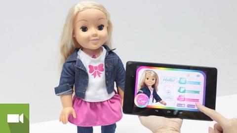 Brinquedos My Friend Cayla e i-Que colocam crianças em perigo