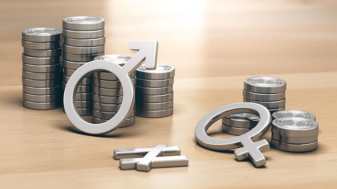 discriminação salarial entre homens e mulheres