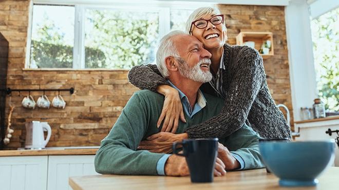 Casa segura para idosos