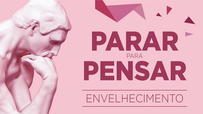 Conferência Papar para pensar sobre envelhecimento, uma parceria da DECO PROTESTE e do EXPRESSO