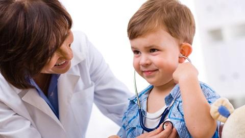 Thumbnail: cuidados de saúde infantil