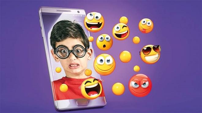 Menores nas redes sociais