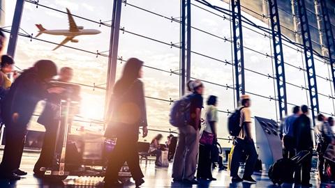 Aeroportos e companhias aéreas: Porto no topo