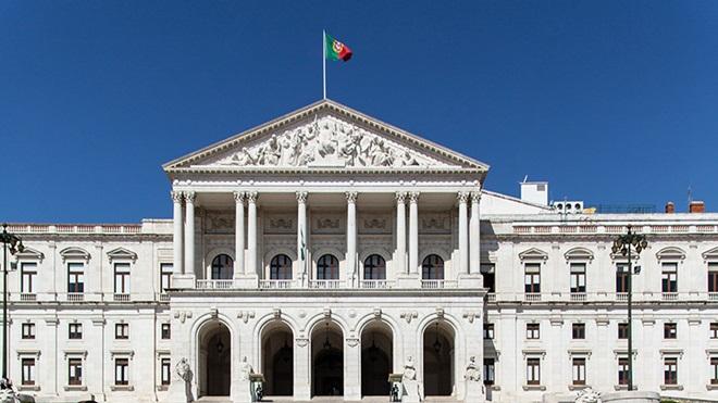 edifício da assembleia da república