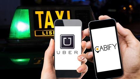 Funcionamento, preços, formas de pagamento... Conheça as principais diferenças entre os serviços de transporte prestados pelos táxis e por plataforma tecnológicas como a Uber e a Cabify.