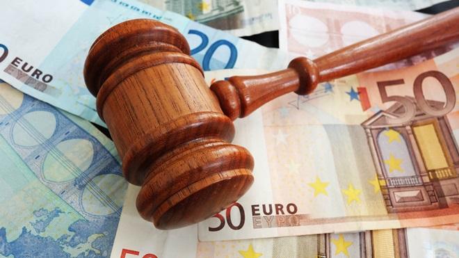 taxa de justiça