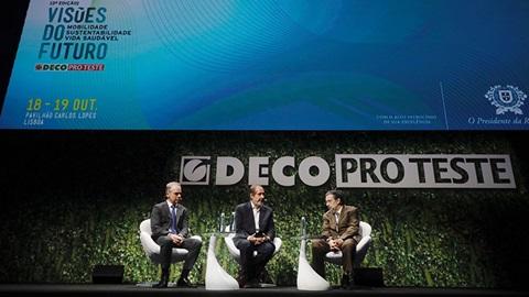 conferência visões do futuro em Lisboa