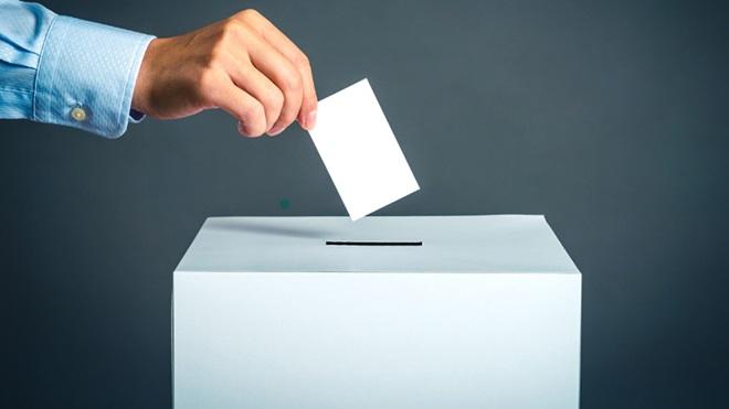 votar á distância