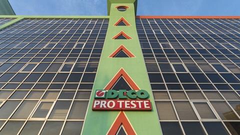 imagem da fachada do edifício da deco proteste