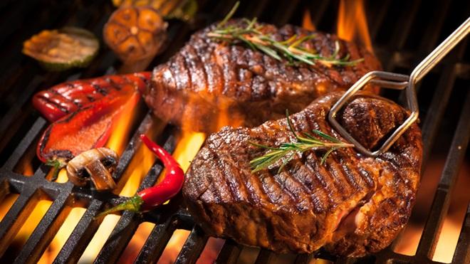 carne na grelha
