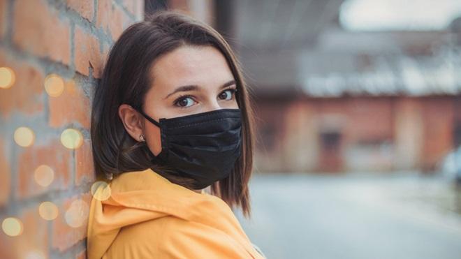 Máscara social para proteção da covid-19
