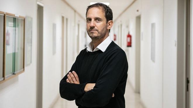 Julian Perelman, economista da saúde, em grande plano