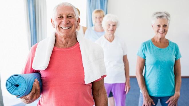 Médicos receitam exercício