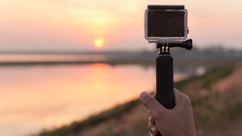 como testamos câmaras de video digitais