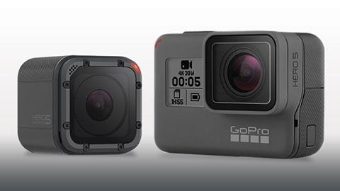 Conheça as primeiras impressões dos nossos especialistas sobre as novas action cams GoPro HERO5 Black e GoPro HERO5 Session.