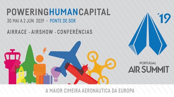 portugal air summit cartaz ponte de sor drones