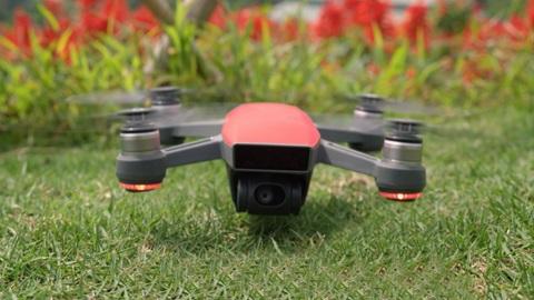 DJI Spark: um drone potente na palma da mão