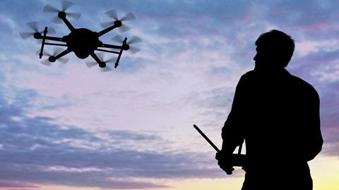 Testes DECO a drones